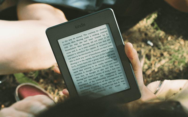 Kindleの画像