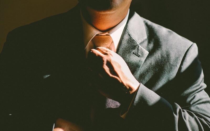 ビジネスマンのイメージ