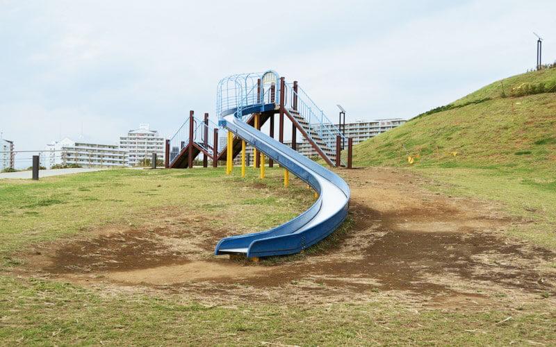 高洲海浜公園児童向け遊具