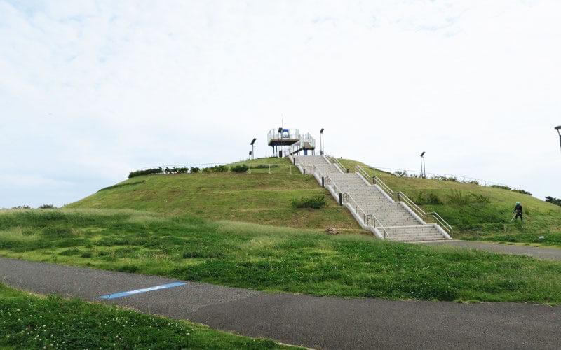 高洲海浜公園の展望台
