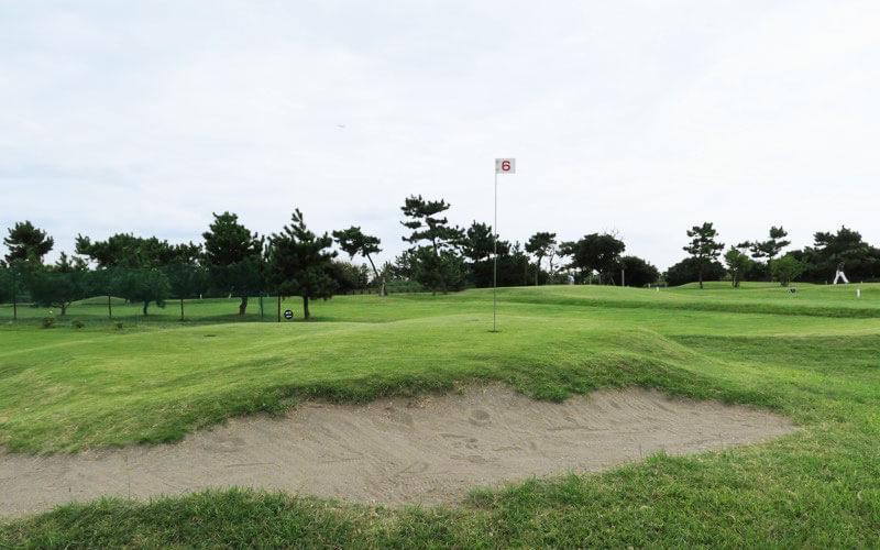 高洲海浜公園のパークゴルフ場